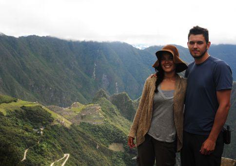Machu Picchu, Peru - 2012