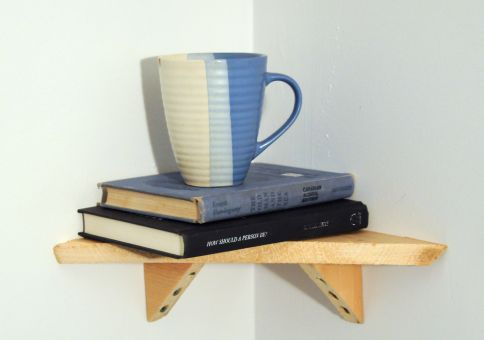 Books and tea cup