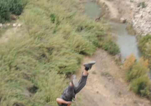 300) Bungee jump