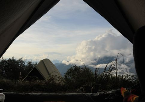 111) Camp outside the temperate zone