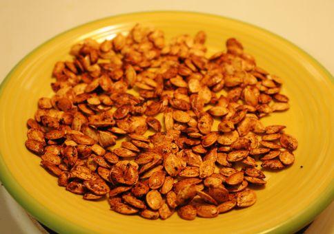 296) Make Cinnamon Roasted Pumpkin Seeds