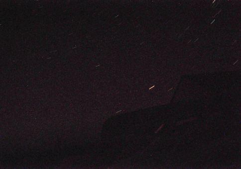 202) Watch a meteor shower