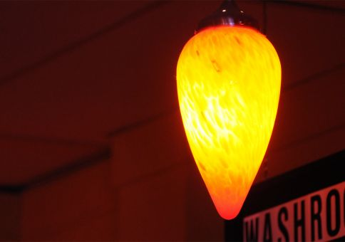 Chili pepper light fixtures
