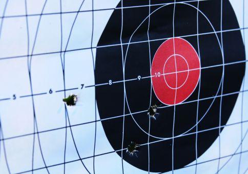 218) Shoot a magnum gun