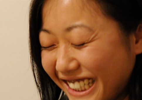 Annie Cheung - our fearless leader