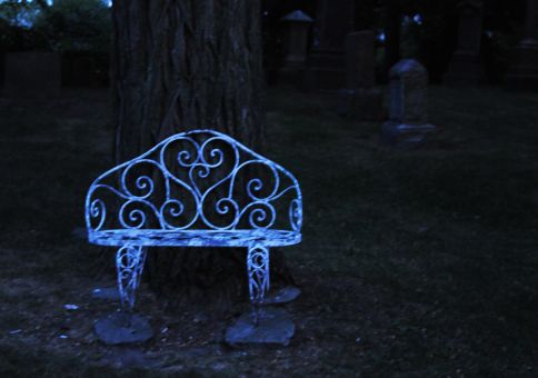 179) Hang out in a graveyard