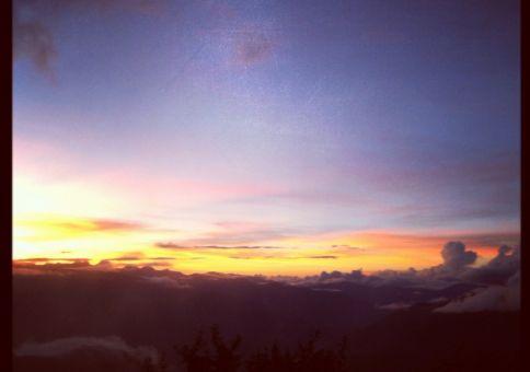 102) Hike in a cloud