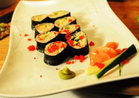 254) Make sushi