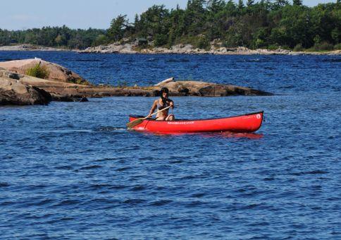 195) Paddle stern