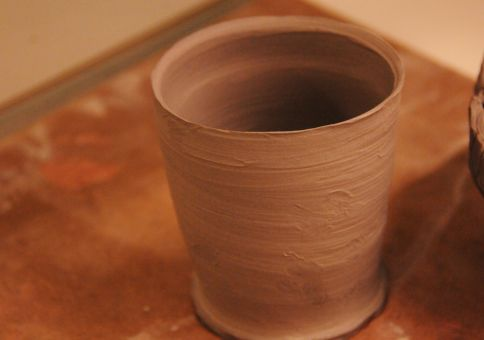 287) Go to a pottery class