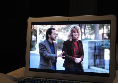 365 things in 365 days blog archive 298 watch when harry met sally. Black Bedroom Furniture Sets. Home Design Ideas