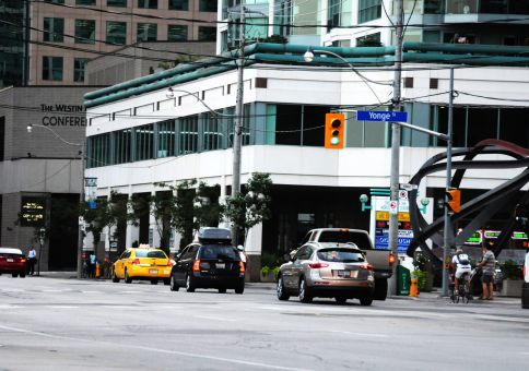 197) Drive all of Yonge Street