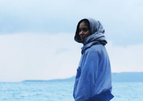 242) Camp on Lake Superior