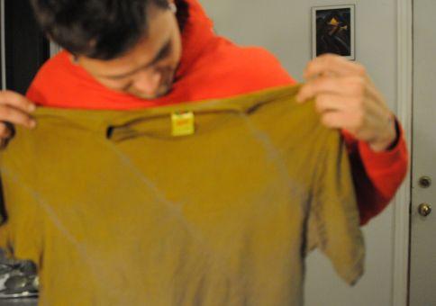253) Make a tie-dye shirt