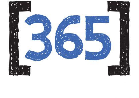 365) Start a blog